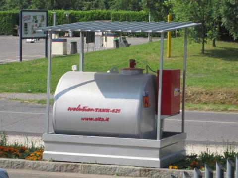 serbatoi gasolio Diesel Tank omologati