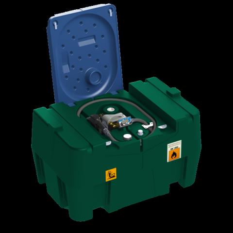 serbatoio trasportabile in polietilene lt.440