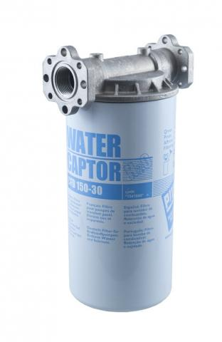 filtro gasolio water captor