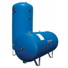 Accumulo di acqua fredda per impianti di condizionamento orizzontali