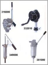 Pompe ad azionamento manuale
